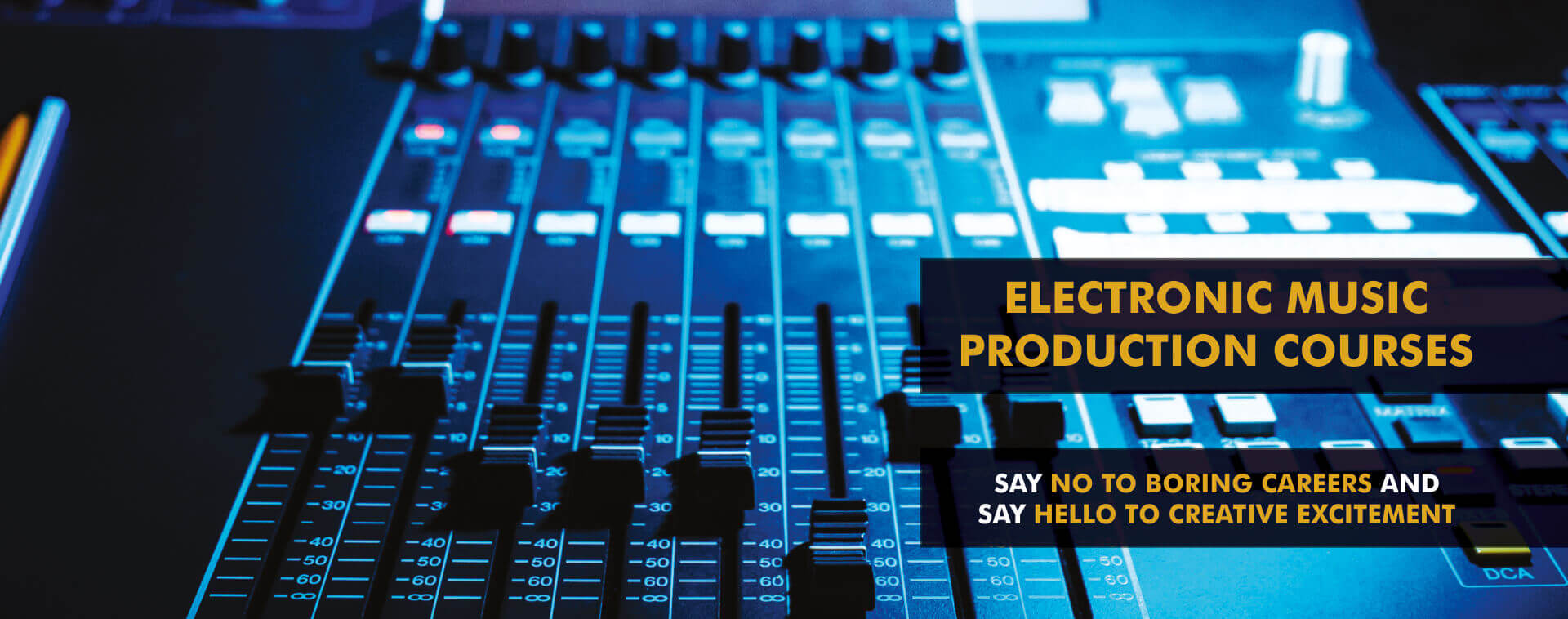 Electronic Music Production