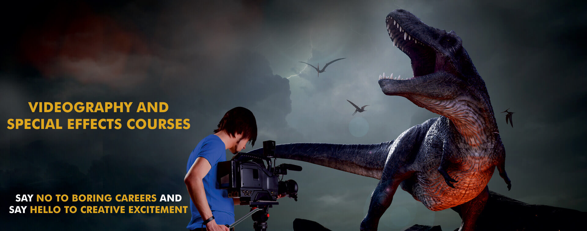 Best Coaching Academy for Videography in Hyderabad |Delhi