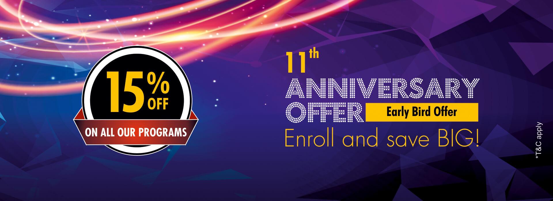 Patsav - Eleventh Anniversary - Best Videography Training in Hyderabad | Delhi