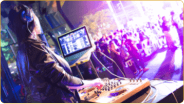 Best Training Academy for Dj course in Delhi | PATSAV