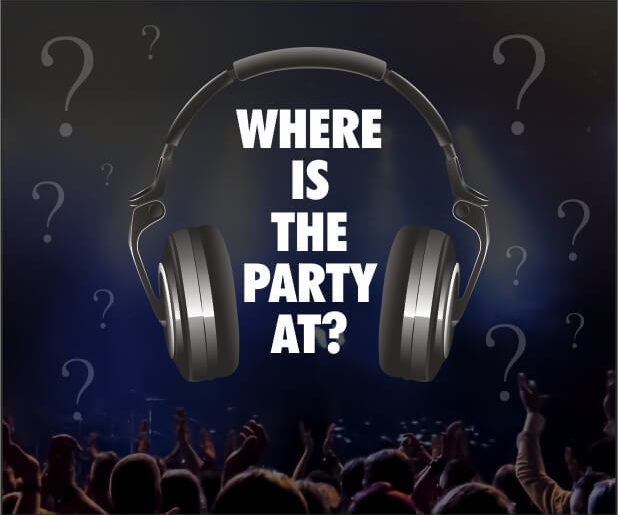 Event Venue Selection: Where's the party at?