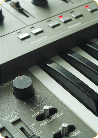 PATSAV – Best Training Academy for Electronic Music Production in Delhi