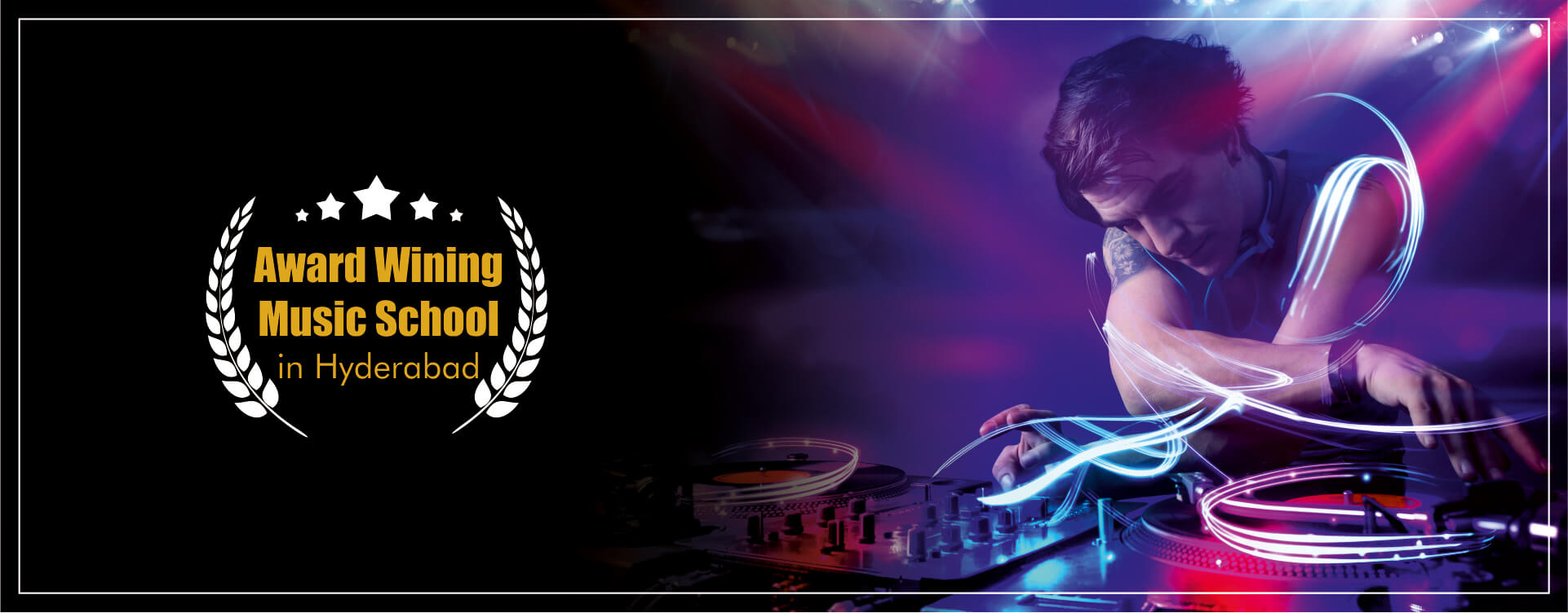 PATSAV –Award Institute for Electronic Music Production in Delhi