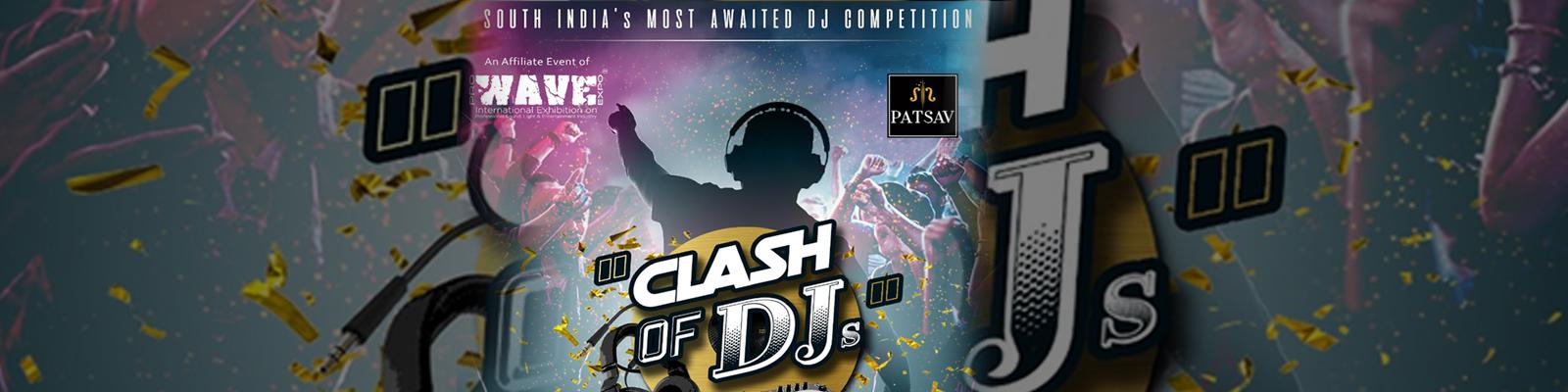 CLASH OF DJs